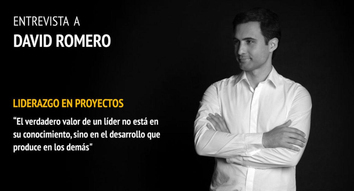 Entrevista sobre Liderazgo en Proyectos