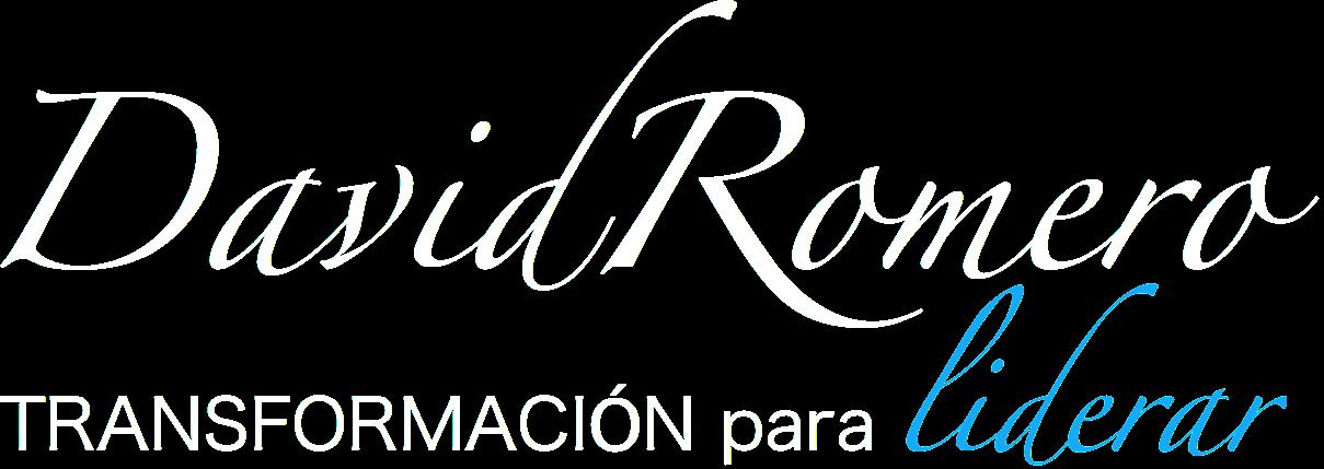 David Romero Cordente – Coach • Liderazgo • Management • Cultura Empresarial