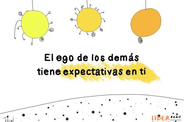 Expectativas y Ego